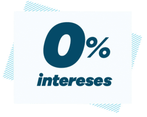 Financiacion 0% intereses