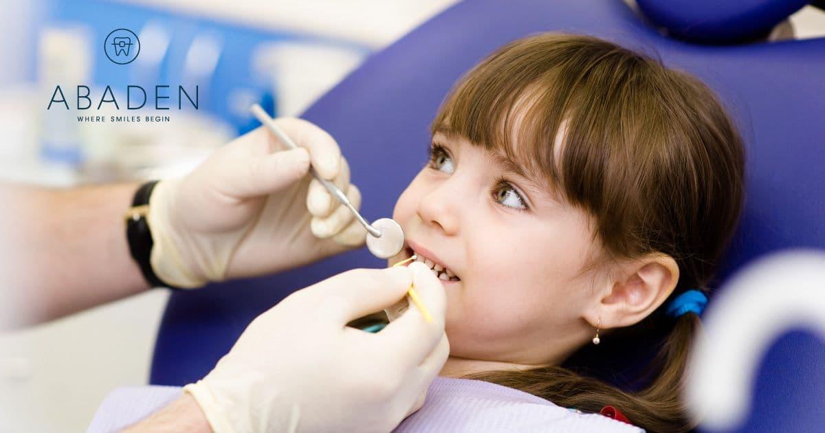 Cuándo ir al dentista para niños