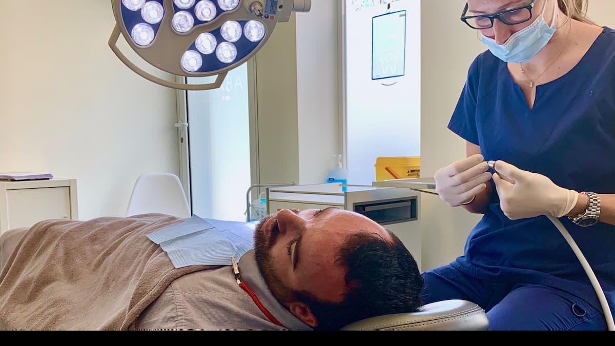 Escala de Ramsay: la sedación en el dentista